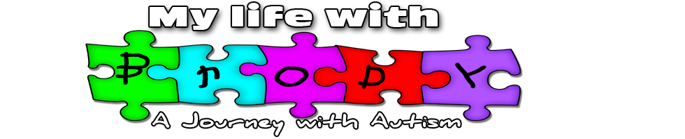 My Life with Brody....a Journey with Autism