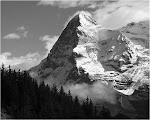 Eiger, el cim