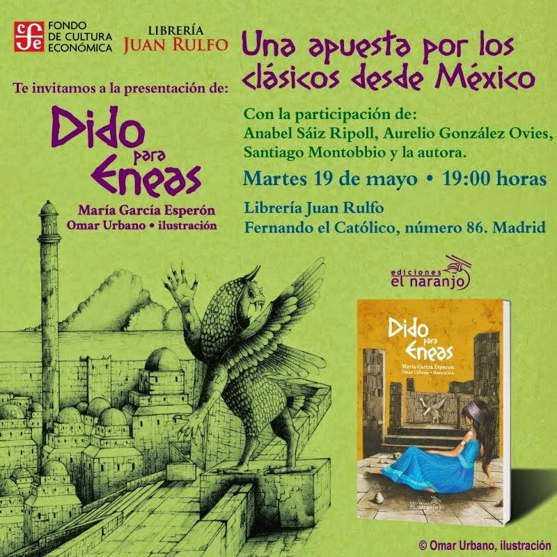 Dido para Eneas en Madrid