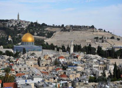 Missão brasileira de solidarieade ao povo palestino em jerusalém