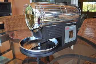 New Large Coffee Roaster