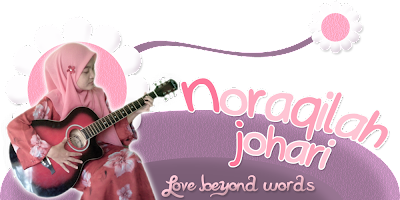 Love beyond words - Blog Noraqilah