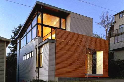 Cavehill Residence by Eggleston Farkas Architects