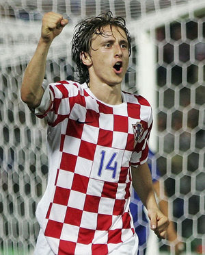 Luka Modric Croatia Best Football Player Profile,Bio &
