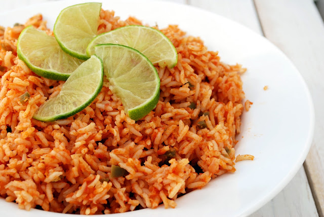 Mexican Rice | Quick & Easy Recipes