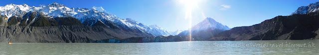 Tasman Glacier, Glacier Explorer, Mount Cook