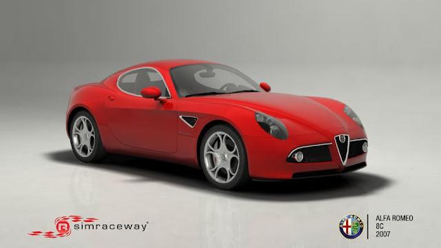 Simraceway nuevo coche 1