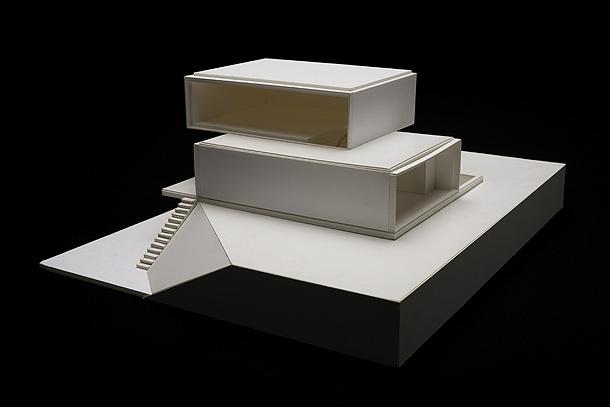 Arquitecturadelacasa maquetas for Casa minimalista maqueta