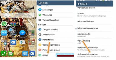 Cara Aktifkan Mode Pengembang Pada Sistem Android