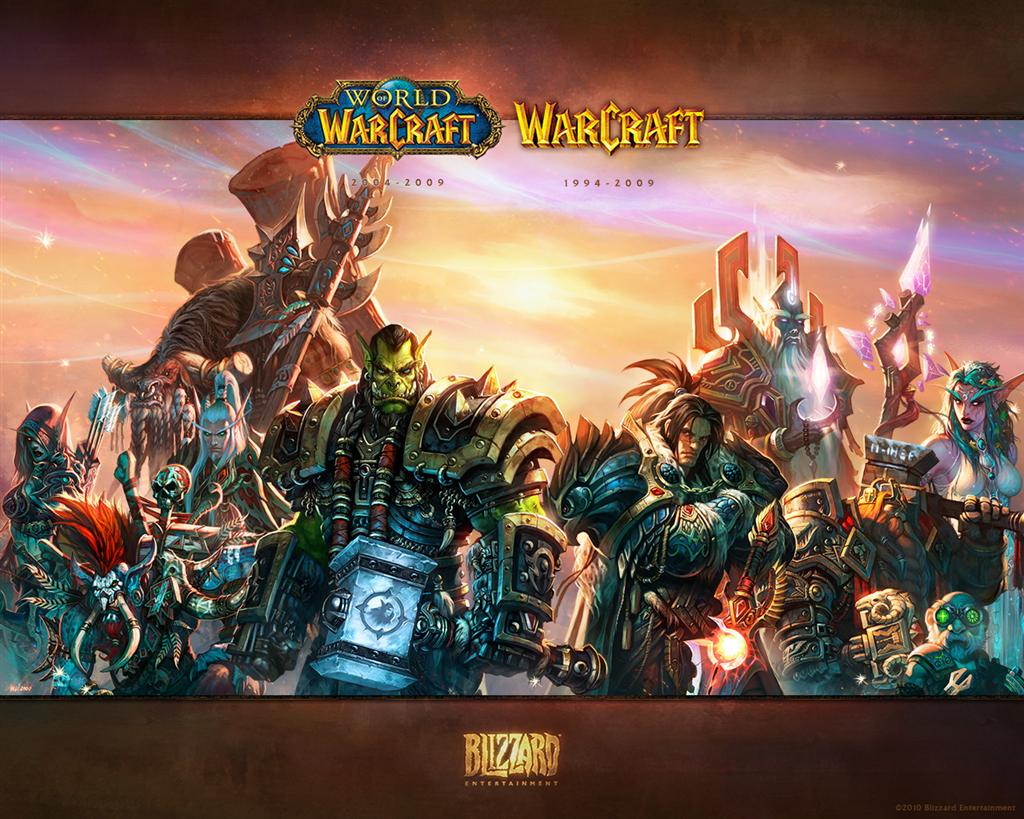 World of Warcraft HD & Widescreen Wallpaper 0.979568607712181