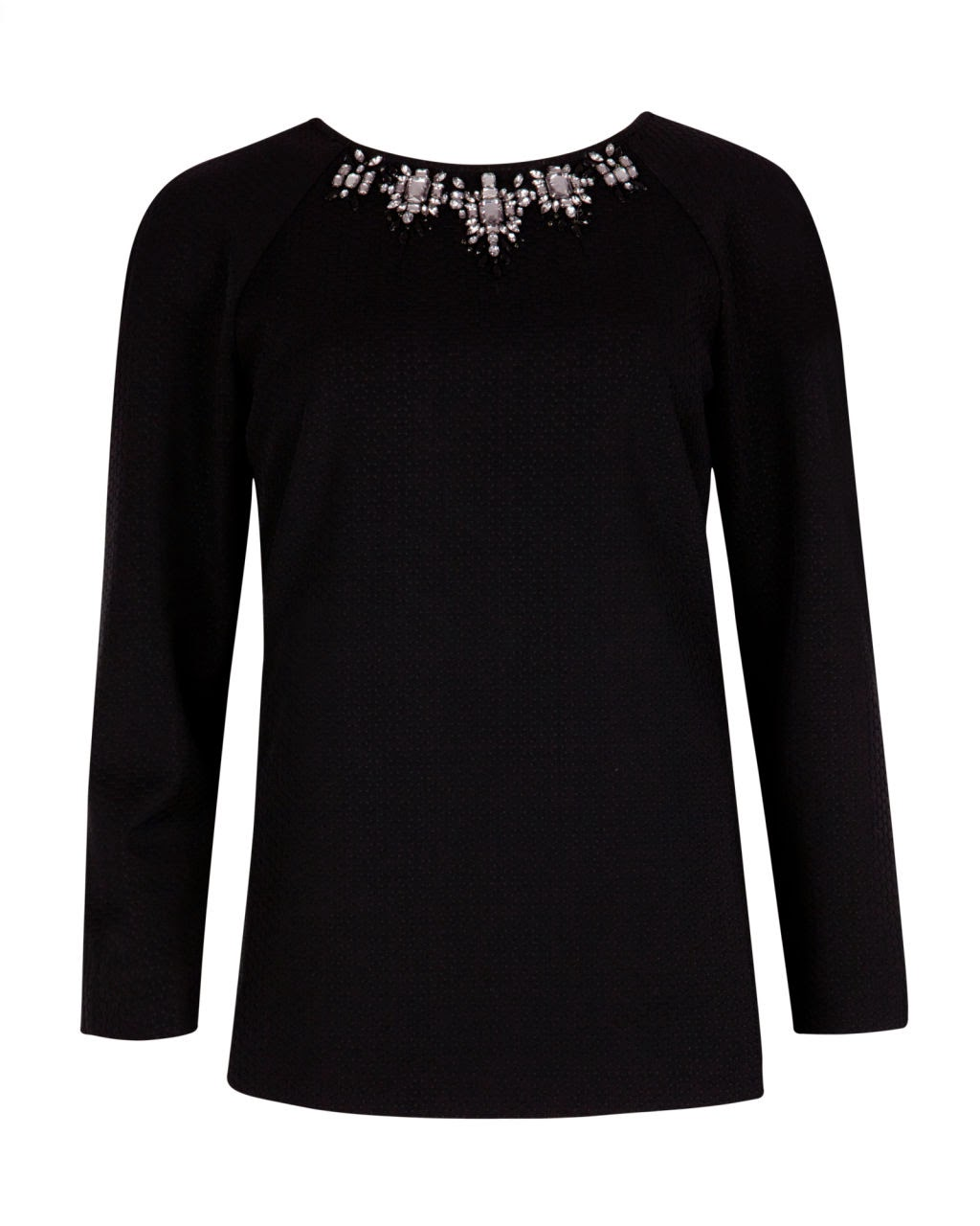 ted baker jumper necklace