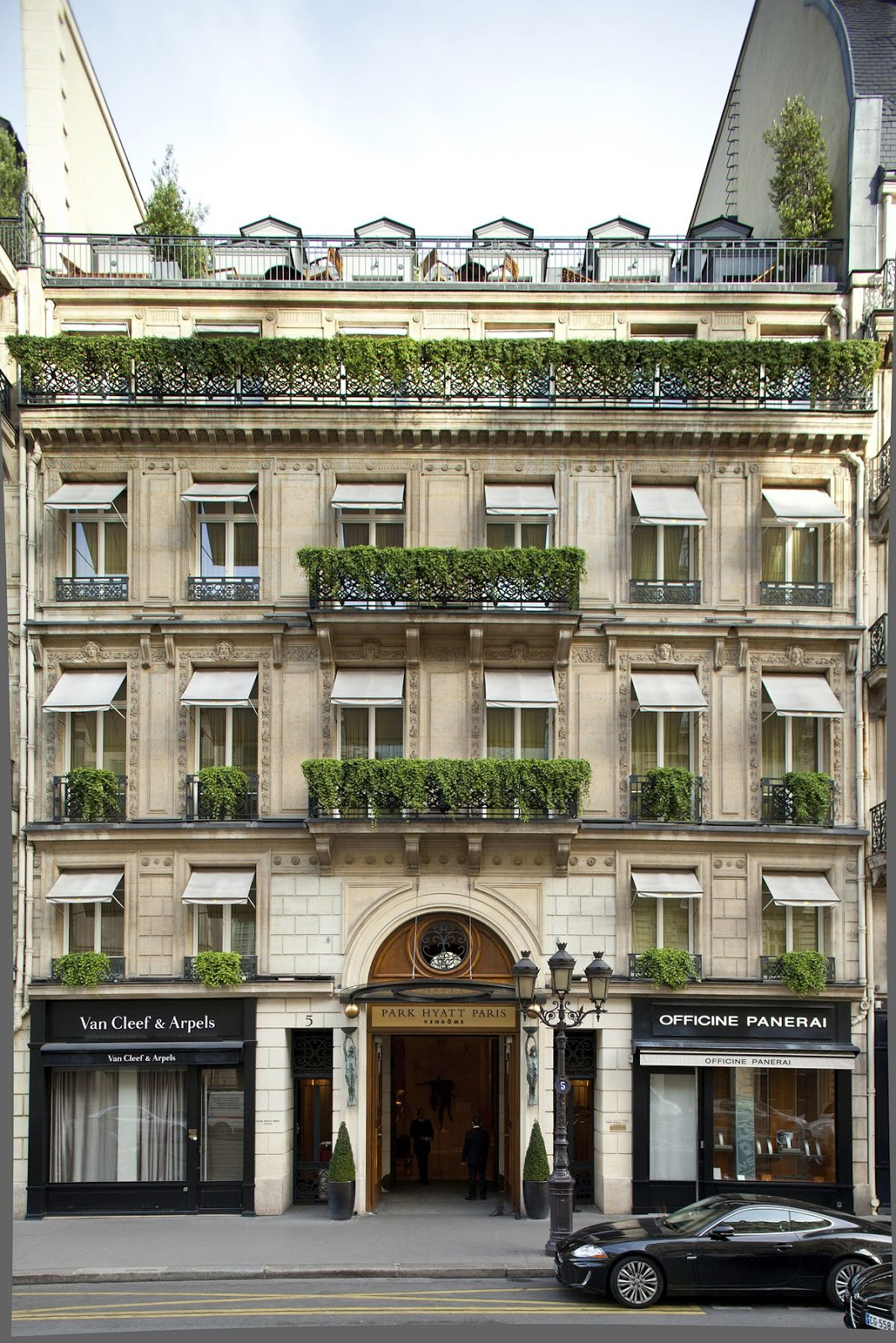 Passion For Luxury Park Hyatt Paris Vend Me