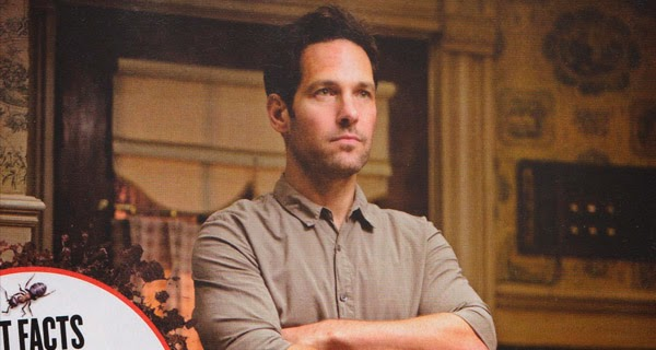 Scott Lang en Ant-Man