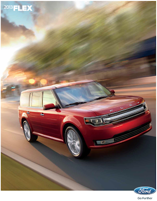 2013 Ford Flex Brochure Download
