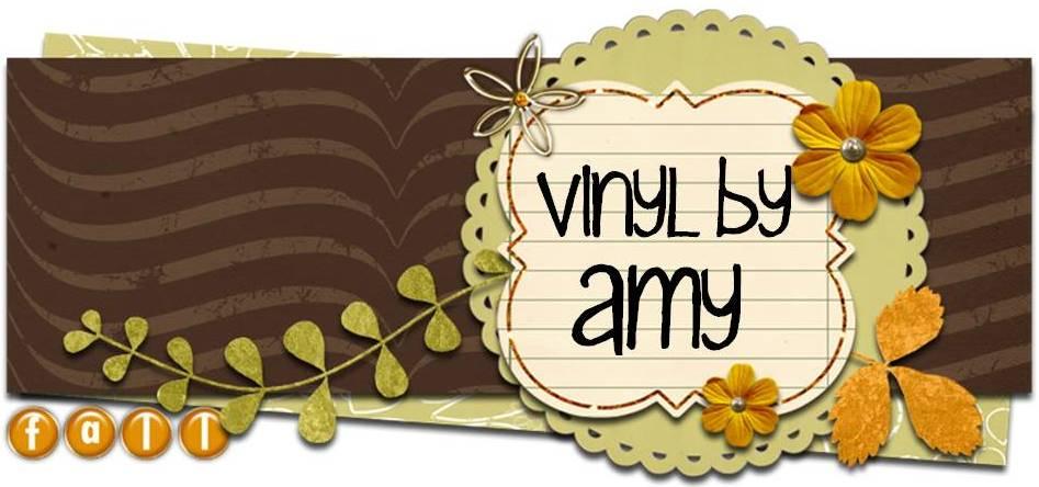 Vinyl By Amy