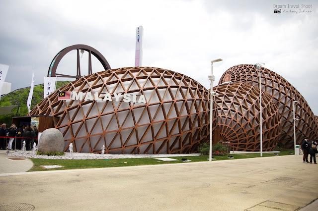Exposition universelle Milano expo 2015 Pavillon Malaisie