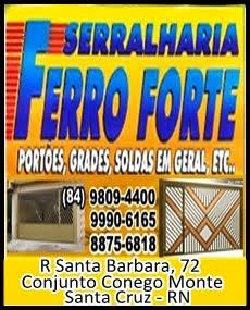 SERRALHARIA FERRO FORTE