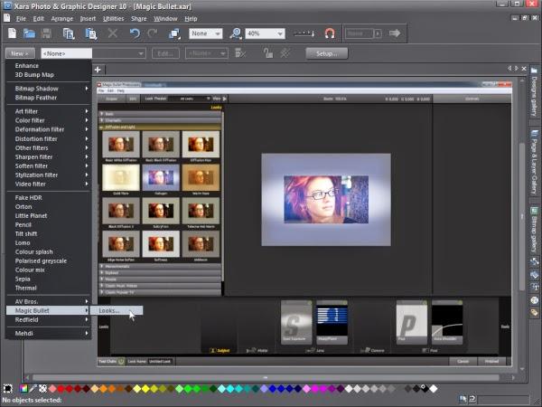 Xara Photo and Graphic Designer 10