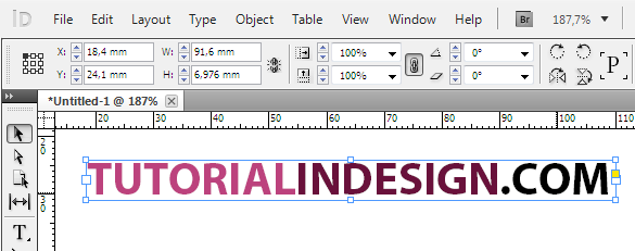 copy and paste text from pdf to indesign