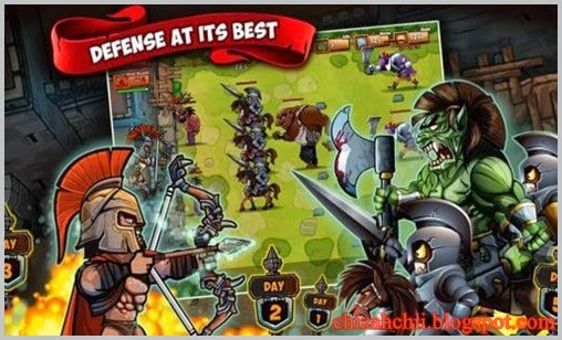 Spartan Combat: Godly Heroes vs Master of Evils for Android