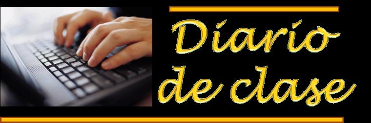 Diario de Clase de José Manuel