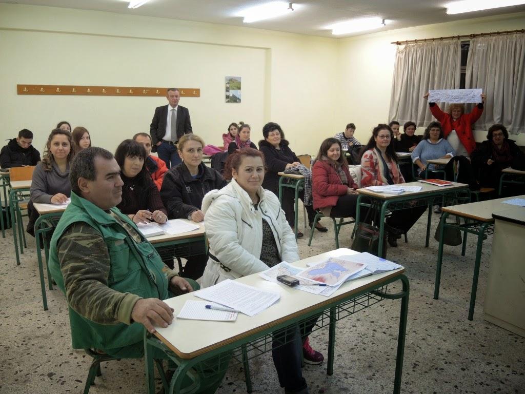 Ξεκίνησαν τα μαθήματα Ποντιακής Διαλέκτου στο Δήμο Αμπελοκήπων - Μενεμένης
