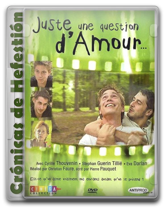 Juste une Question D\'amour