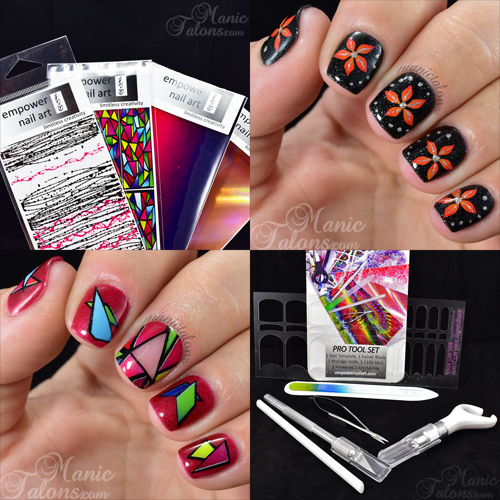 Manic Talons Nail Design Empower Nail Art Films Review