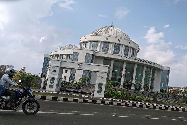 New Bombay Municipality building