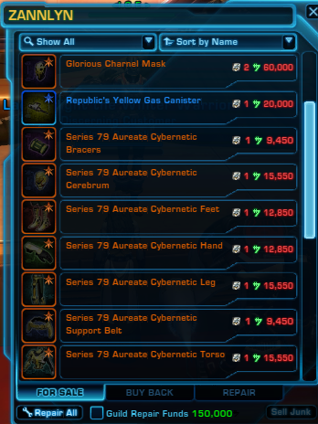 Alpha Republic: SWTOR crafting: Review: Three reasons why the ICE ...