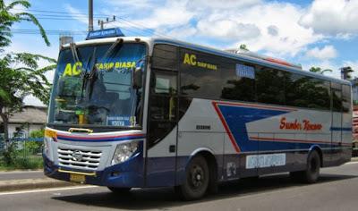 Sejarah Bus PO Sumber Kencono Sugeng Rahayu