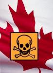 Toxic Canada, bittersweet.