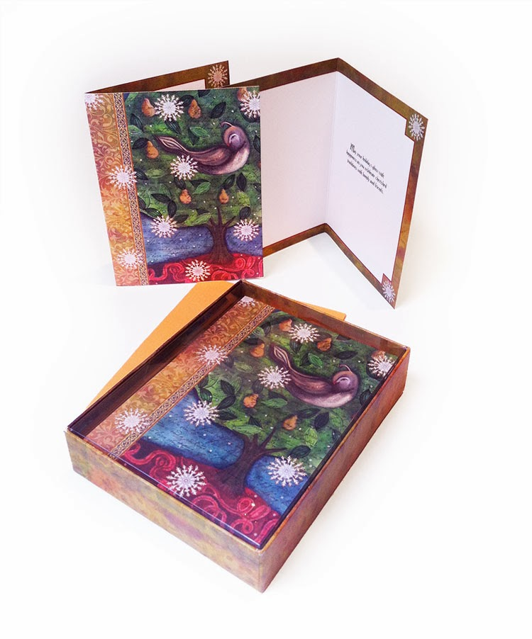 Lang Christmas Cards by Wendy Bentley | Wendy Bentley Design