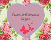 Un altro premio per il mio blog!!! grazie
