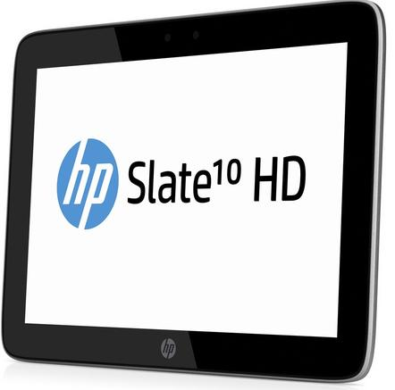 HP Slate10 HD Tablet