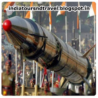 India Tours-Fires Longest Range projectile to Counter Neighbor China