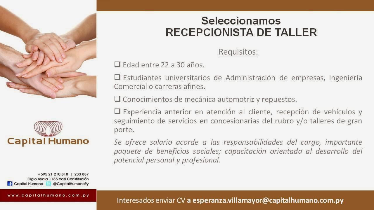 💼 BOLSA DE TRABAJO PARAGUAY EMPLEOS : consejos laborales.