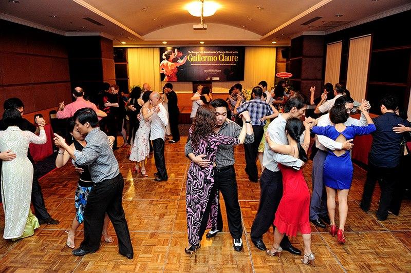 Argentine Tango in Saigon ( Tango Ho Chi Minh City)