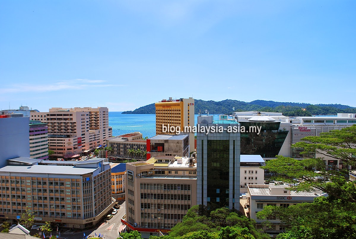 Kota Kinabalu City Photo