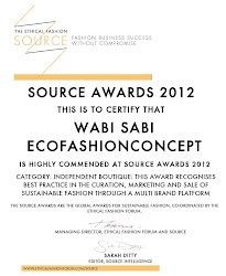 Source Awards 2012