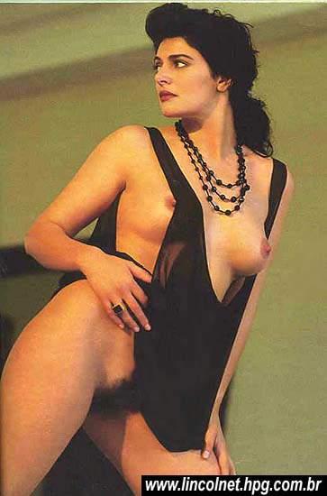 Sonia Lima pelada