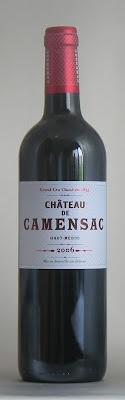 シャトー・ド・カマンサック 2006