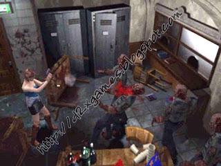 Free Download Games - Resident Evil 3 Nemesis