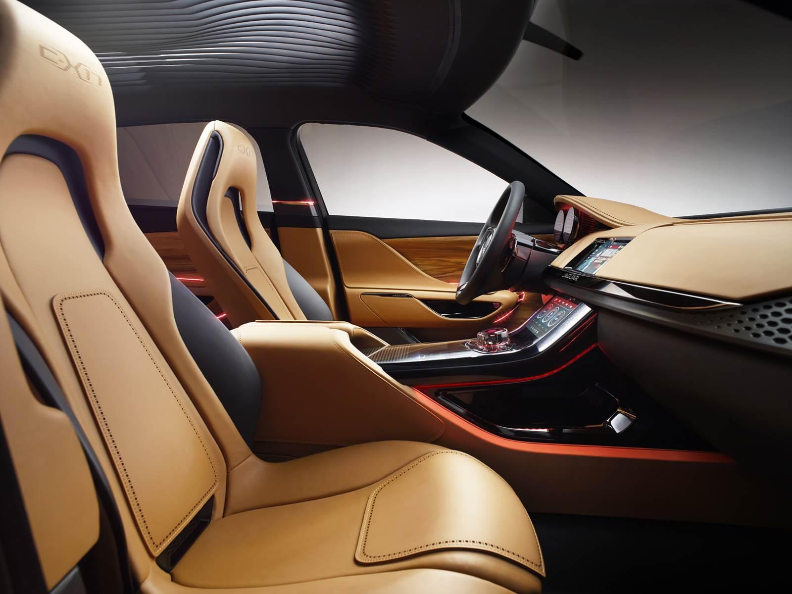 jaguar f pace suv chega em 2016 para encarar o bmw x3 car blog br. Black Bedroom Furniture Sets. Home Design Ideas