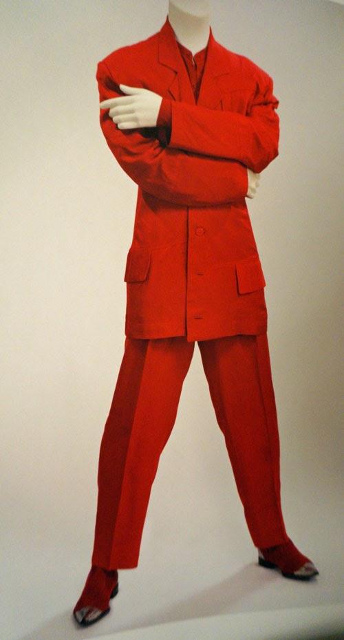 David Bowie Glass Spider Tour Stage