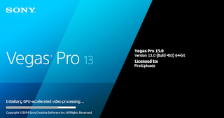 Sony Vegas Pro 13 Free Crack Full Version