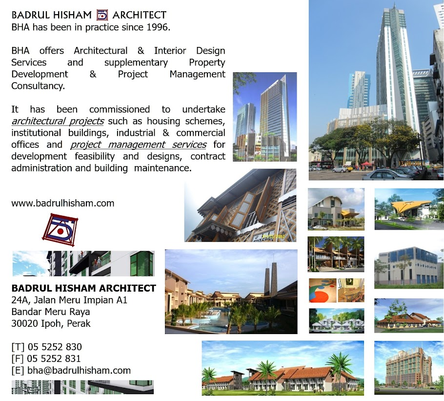 badrul hisham architect