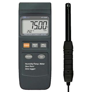 Artikel Humidity Meter