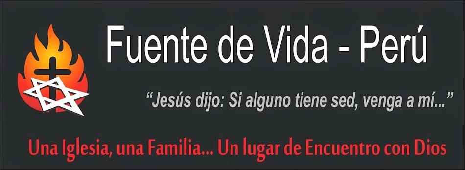 Fuente de Vida - Peru