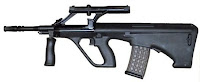 Steyr AUG assault rifle